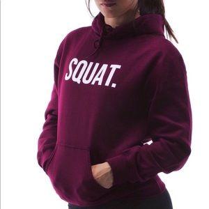 SQUAT hoodie